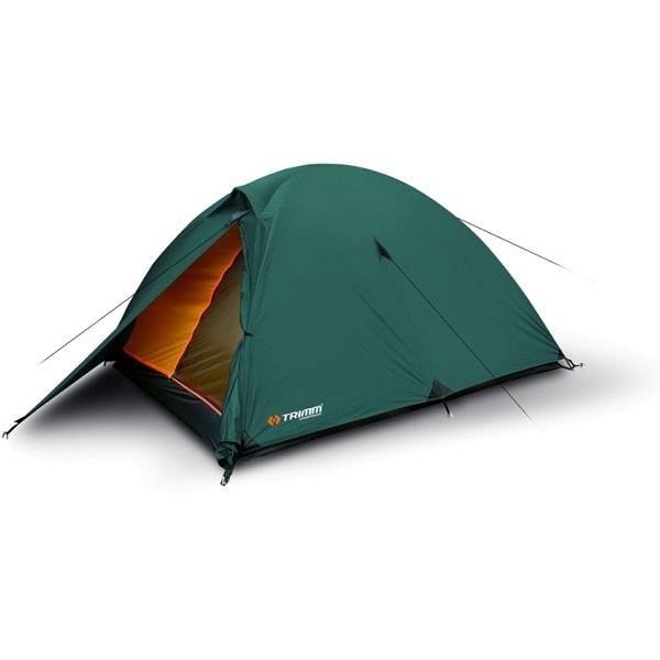 Кемпинговая палатка Trimm Hudson зеленая 3+1 A_44132