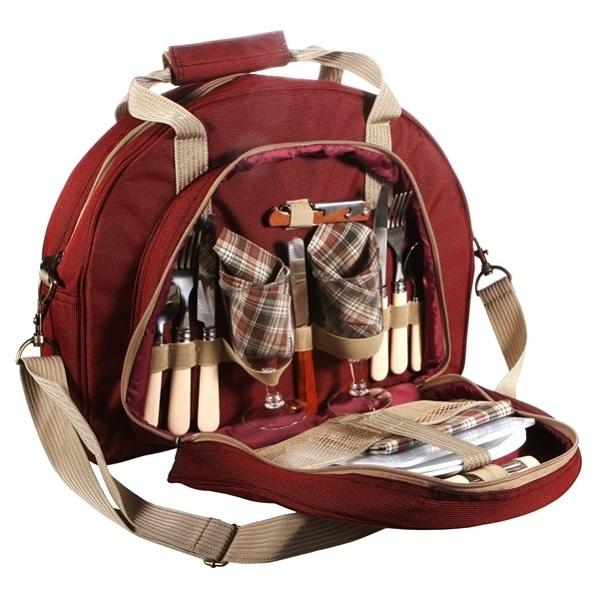 Рюкзак для пикника «маунтэйн» с набором посуды рюкзак vans old skool ii new suiting серый купить